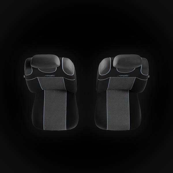 Koszulki Na Siedzenia Do Renault Scenic I Ii Iii Iv 1996 Auto Dekor Stylus 11 P 2