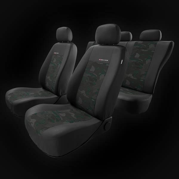 Uniwersalne Pokrowce Samochodowe Do Audi Q8 (2018-2019